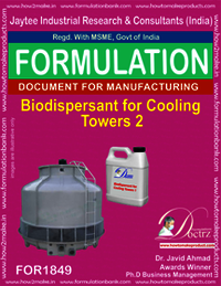 Bio-dispersant for cooling tower type 2
