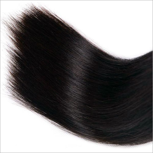 Non Remy Straight Human Hair