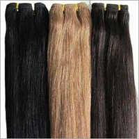 Non Remy Indian Human Hair Extension