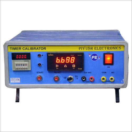 Timer Calibrator