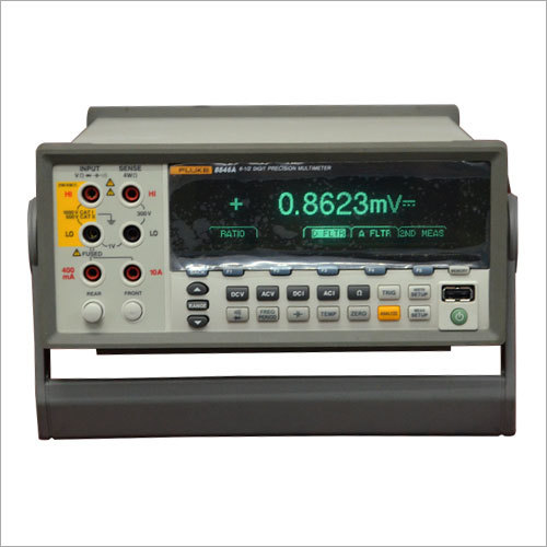 Digital Multimeter Calibration Services