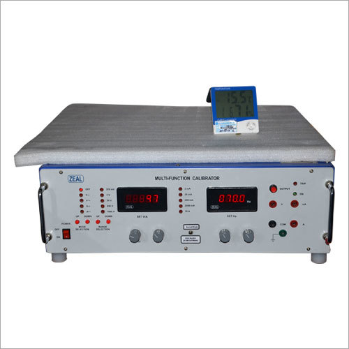 Multi Function Calibration Services