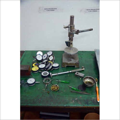 Dial Gauge Calibration Testing Services