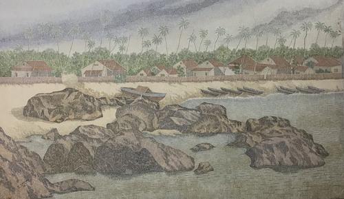 P. Bendre - Landscape