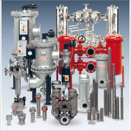 Filtration and Fluid Conditioning