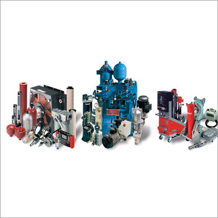 Hydraulic systems and Components