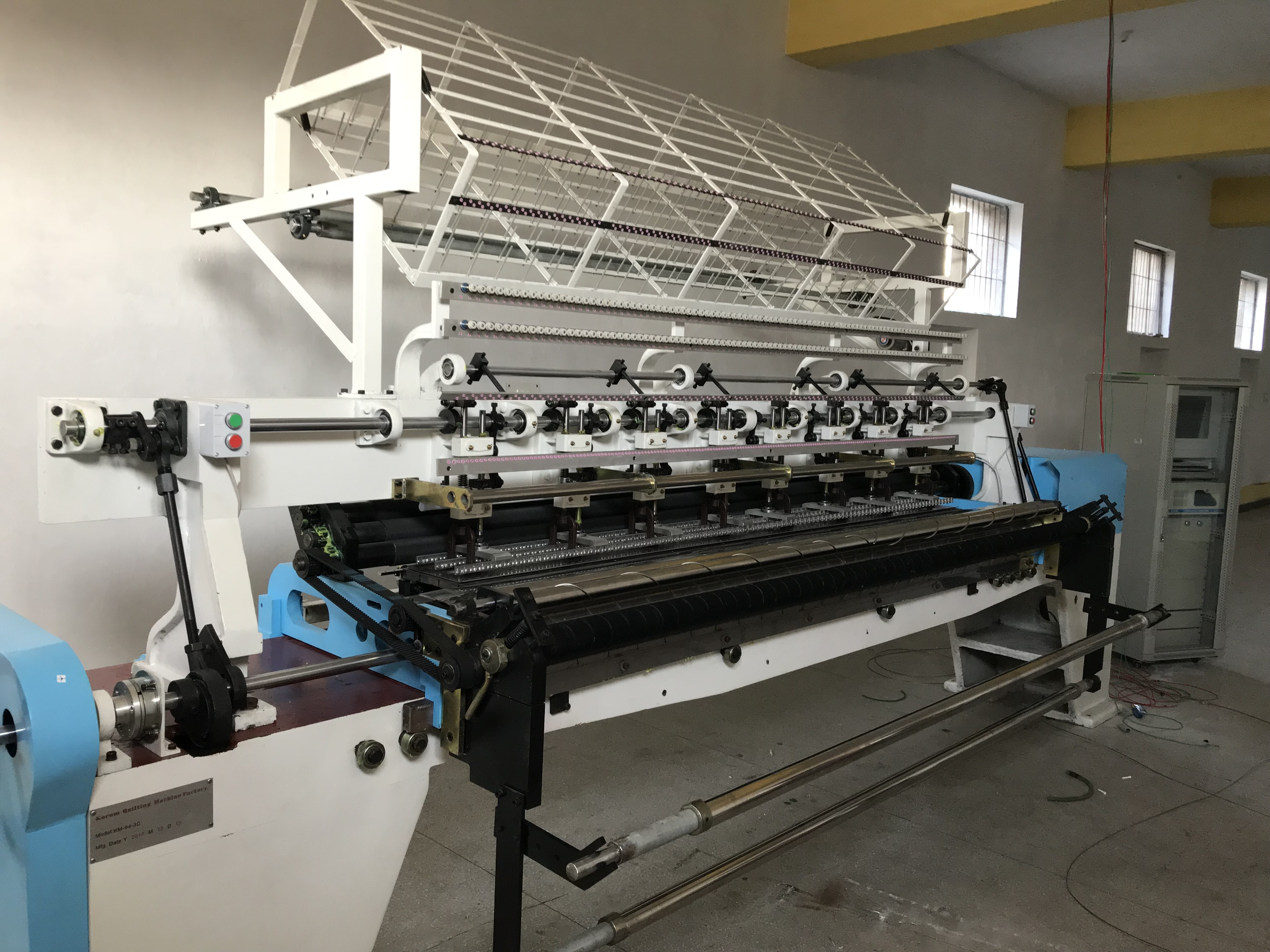 Computerized Multi Needle Quilting Machine