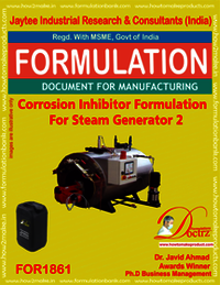 Corrosion inhibitor for steam Generator 2