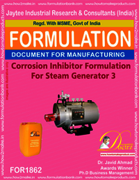 Corrosion inhibitor for steam Generator 3