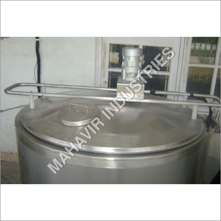 Aluminum Dairy Equipment