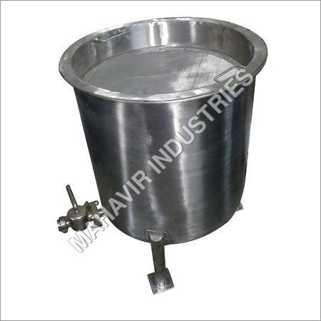 Steel Stock Pot