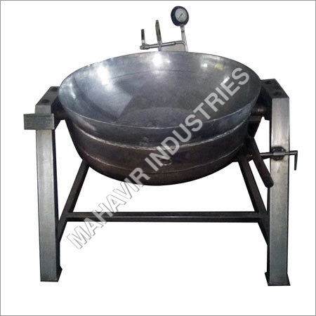 Karahi Steam Heated