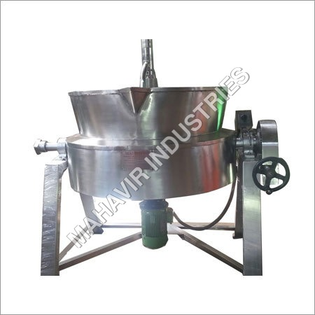 Khoya Machine Steam Heated
