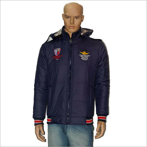 Mens Full Sleeve Jacket