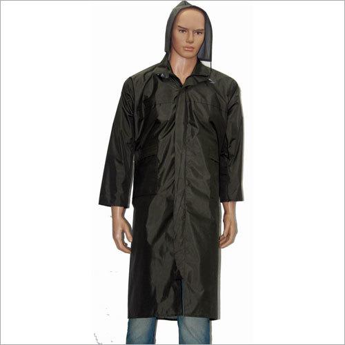 Mens PVC Raincoat