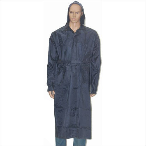 Mens Full Length Raincoat