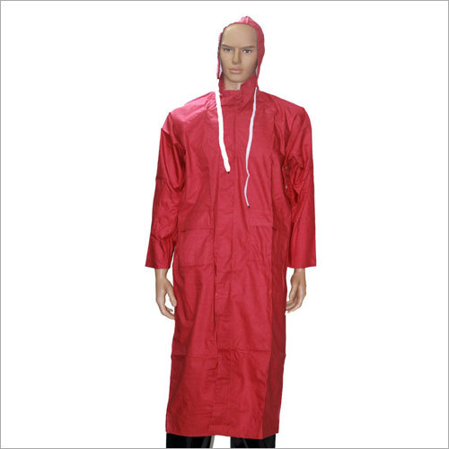 Mens Industrial Raincoat