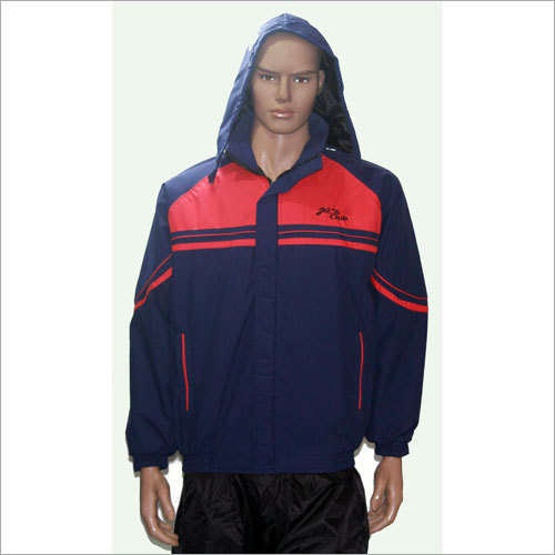 Mens Customized Rain Jacket
