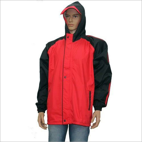 Mens Regular Fit Rain Jacket