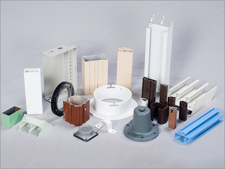 Powder Coated Components