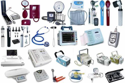 ICU equipments