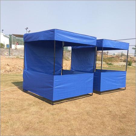 Plain Demo Tent