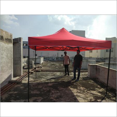 Gazebo Plain Demo Tent