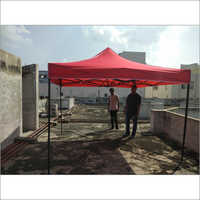 Gazebo Plain Demo Tent