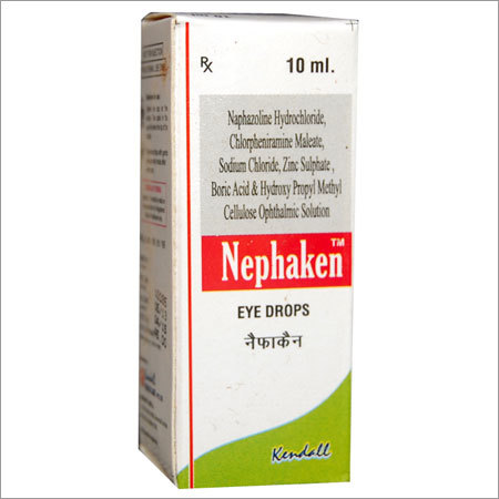 Nephaken Eye Drop