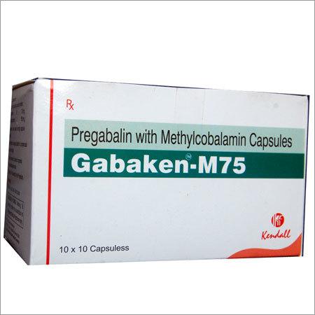 Gabaken M75 Capsule