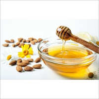 Honey With Almond Mix