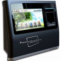 Fingerprint Time Attendance Reader
