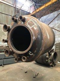 pressure vessels loading