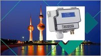Sensocon USA Differential Pressure Transmitter Series DPT1-R8 - Range  0 - 1.25 mbar