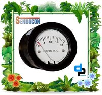 Sensocon USA Miniature Low Cost Differential Pressure Gauge Series Sz-5000-500PA