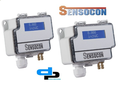 Series DPT Selectable Range Differential Pressure Transmitter