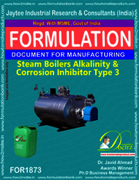 Steam Boiler Alkalinity and corrosion inhibitor 3