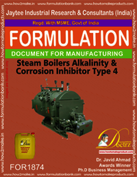 Steam Boiler Alkalinity and corrosion inhibitor 4