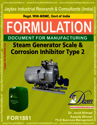Steam generator scale and corrosion inhibitor type 2