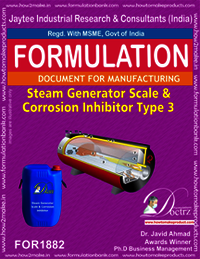 Steam generator scale and corrosion inhibitor type 3
