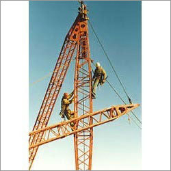 Erection of Tower Crane