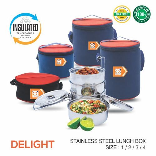 DELIGHT TIFFIN CARRIER