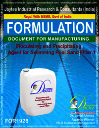 Flocculating Precipitating agent for swimming Pool sand filter 1