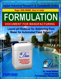 Liquid pH Reducer for swimming Pool Auto feed system1