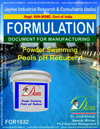 Powder pH Reducer for swimming Pool 1