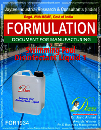 Swimming Pool disinfectant Liquid 1