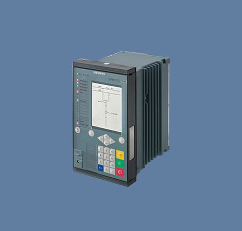 Siprotec 7SJ86 overcurrent protection device
