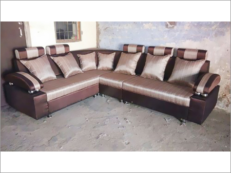 L Shaped Designer Sofa Set