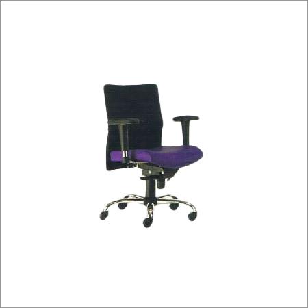 Flexible Low Back Chair