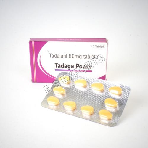 Tadaga Power 80 Mg